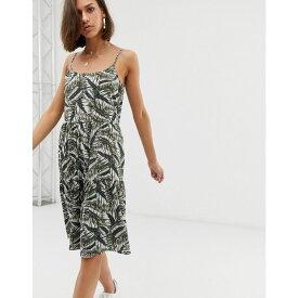 ノイズィーメイ Noisy May レディース ワンピース・ドレス ワンピース【tropical cami smock dress】Multi