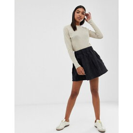 ミニマム Minimum レディース スカート【corduroy skirt】Black