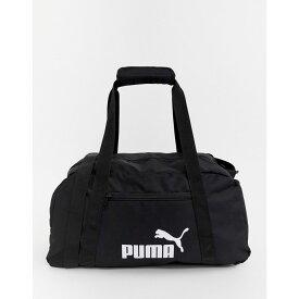 プーマ Puma メンズ バッグ ボストンバッグ・ダッフルバッグ【Phase small holdall in black】Black