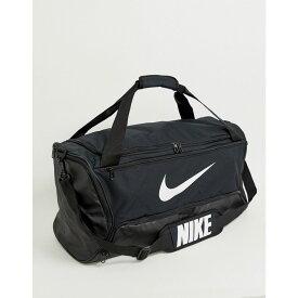 ナイキ Nike Training メンズ バッグ ボストンバッグ・ダッフルバッグ【Brasilia 9.0 holdall bag in black】Black
