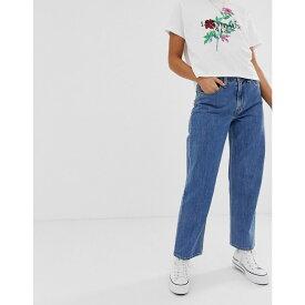 リーバイス Levi's レディース ジーンズ・デニム ボトムス・パンツ【midwash dad jeans】Joe stoned