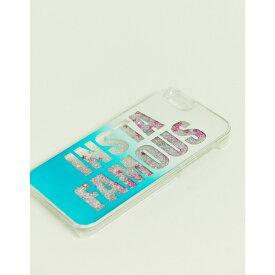 スキニーディップ Skinnydip メンズ iPhone (6/6s)ケース 【iPhone 6/6s instafamous phone case】Blue