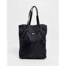 エイソス ASOS 4505 メンズ トートバッグ バッグ【Tote Bag】Black