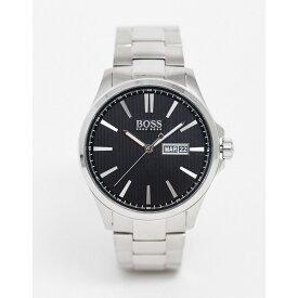 ヒューゴ ボス BOSS メンズ 腕時計 ブレスレットウォッチ【hugo 1513466 james bracelet watch in silver】Silver