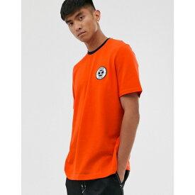 ヒュンメル Hummel メンズ Tシャツ トップス【short sleeve t-shirt】Orange