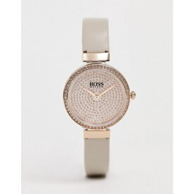 ヒューゴ ボス BOSS メンズ 腕時計 ブレスレットウォッチ【1570094 celebration watch and bracelet giftset】Silver