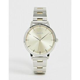 ヒューゴ ボス BOSS レディース 腕時計 ブレスレットウォッチ【1502500 marina bracelet watch in mixed metal】Silver