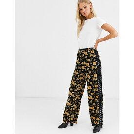 ミニマム Minimum レディース ボトムス・パンツ 【Moves By printed trousers】Sunflower
