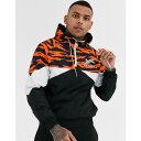 ニューエラ New Era メンズ ジャケット ウィンドブレーカー アウター【NFL Cincinnati Bengals windbreaker jacket in…