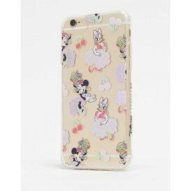 スキニーディップ Skinnydip メンズ iPhone (7)ケース 【X Disney iphone 6/6S/7/8 case】Multi