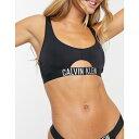カルバンクライン Calvin Klein レディース トップのみ ブラレット 水着・ビーチウェア【cut out bralette bikini top…