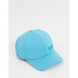 ヒューゴ ボス BOSS メンズ 帽子 【Boss Athleisure comb cap in green】Green