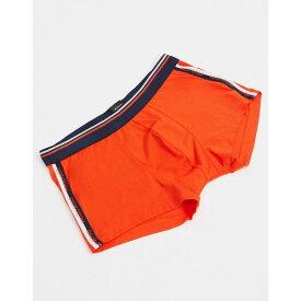 ヒューゴ ボス BOSS メンズ ボクサーパンツ インナー・下着【Comfort Orange Trunks】Orange