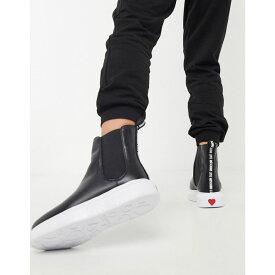モスキーノ Love Moschino レディース ブーツ シューズ・靴【Platform Boots】Black