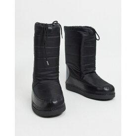 モスキーノ Love Moschino レディース ブーツ スノーブーツ シューズ・靴【Snow Boots】Black