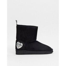 モスキーノ Love Moschino レディース ブーツ シューズ・靴【Pull On Boots】Black
