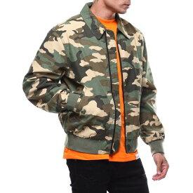 【残り一点限り!】【サイズ:M】ダイアモンドサプライ Diamond Supply【Co military bomber jacket Camo】メンズ アウター ブルゾン【あす楽】
