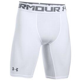 """【残り一点限り!】【サイズ:S】アンダーアーマー Under Armour【HG Armour 2.0 9"""" Compression Shorts】メンズ フィットネス・トレーニング ボトムス・パンツ【あす楽】"""