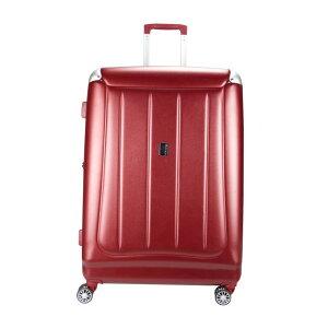 【残り一点限り!】【サイズ:Onesize】エアウェイズ Airways【24 inch 8 Wheels Trolley Hard Case Luggage - ATH 7902 RED red】レディース バッグ スーツケース・キャリーバッグ【あす楽】