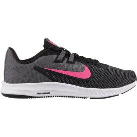 【残り一点限り!】【サイズ:23cm】ナイキ Nike Golf【Nike Downshifter 9 Running Shoes Black/Pink/Dark Grey】レディース ランニング・ウォーキング シューズ・靴【あす楽】