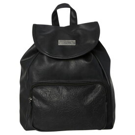 e9080b0653a2 ボルコム Volcom レディース バッグ バックパック・リュック【Palms Out Backpack】Black