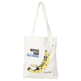 TCSS The critical slide society メンズ バッグ トートバッグ【Revolver Tote】Natural
