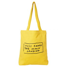 TCSS The critical slide society メンズ バッグ トートバッグ【Moon Tote】Mist yellow