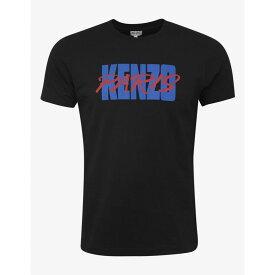 ケンゾー Kenzo メンズ トップス Tシャツ【Black Paris Print T-Shirt】Black