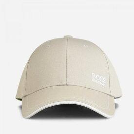 ヒューゴ ボス BOSS メンズ キャップ 帽子【cap - light beige】Beige