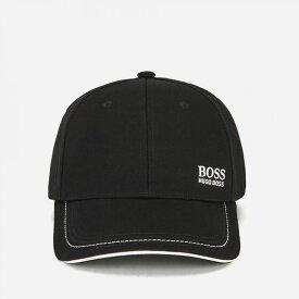 ヒューゴ ボス BOSS Hugo Boss メンズ キャップ 帽子【boss small logo cap - black】Black
