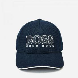 ヒューゴ ボス BOSS Hugo Boss メンズ キャップ 帽子【boss us cap - navy】Navy