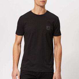 ヒューゴ ボス BOSS Hugo Boss メンズ Tシャツ トップス【boss tales t-shirt - black】Black