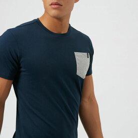 ホグロフス Haglofs メンズ Tシャツ トップス【mirth short sleeve t-shirt - tarn blue】Blue