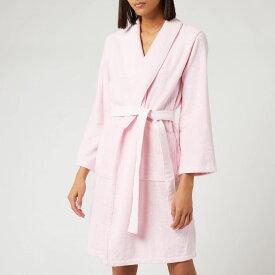 ケンゾー KENZO メンズ ガウン・バスローブ バスローブ インナー・下着【Iconic Bathrobe】Pink