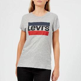 リーバイス Levi's レディース Tシャツ トップス【The Perfect T-Shirt】Grey
