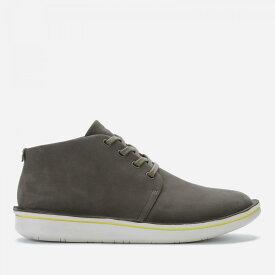 カンペール Camper メンズ ブーツ チャッカブーツ シューズ・靴【formiga suede chukka boots - grey】Grey
