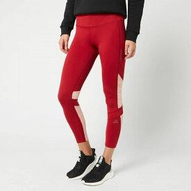 アディダス adidas レディース スパッツ・レギンス インナー・下着【how we do tights - red/pink】Red
