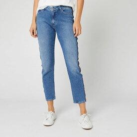 ヒューゴ ボス BOSS レディース ジーンズ・デニム ボトムス・パンツ【j30 corona stretch denim jeans - mid-light blue】Blue