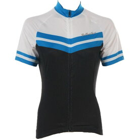ベルウェザー Bellwether Clothing レディース 自転車 トップス【Bellwether Venus Road Cycling Jersey】white/blue