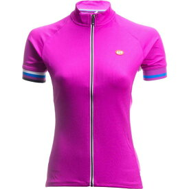 ベルウェザー Bellwether Clothing レディース 自転車 トップス【Bellwether Forza Road Cycling Jersey】pink