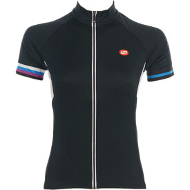 ベルウェザー Bellwether Clothing レディース 自転車 トップス【Bellwether Forza Road Cycling Jersey】black