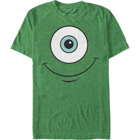フィフス サン Fifth Sun メンズ Tシャツ トップス【Monsters Inc Mike Wazowski Eye Smile T-Shirt】
