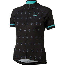 ベルウェザー Bellwether Clothing レディース 自転車 トップス【Bellwether Essence Cycling Jersey】Black