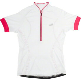 ベルウェザー Bellwether Clothing レディース 自転車 トップス【Bellwether Flair Cycling Jersey】white