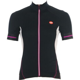 ベルウェザー Bellwether Clothing レディース 自転車 トップス【Bellwether Optime Road Cycling Jersey】black/fuchsia