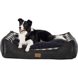 Carolina Pet Company キャロライナペット ペットグッズ 犬用品 ベッド・マット・カバー ベッド【Pendleton Kuddlers Charcoal Ombre Dog Bed】Charcoal Ombre
