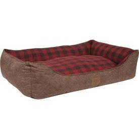 Carolina Pet Company キャロライナペット ペットグッズ 犬用品 ベッド・マット・カバー ベッド【Pendleton Kuddlers Red Ombre Dog Bed】Red Ombre