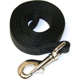 Leather Brothers レザーブラザーズ ペットグッズ 犬用品 首輪・ハーネス・リード リード【Nylon Dog Leash】Black