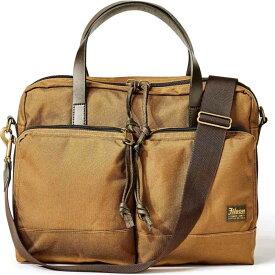 フィルソン FILSON メンズ ビジネスバッグ・ブリーフケース バッグ【Dryden Briefcase】Whiskey