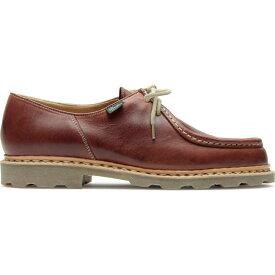 パラブーツ PARABOOT メンズ 革靴・ビジネスシューズ ダービーシューズ シューズ・靴【Michael Derby】Velour Whiskey